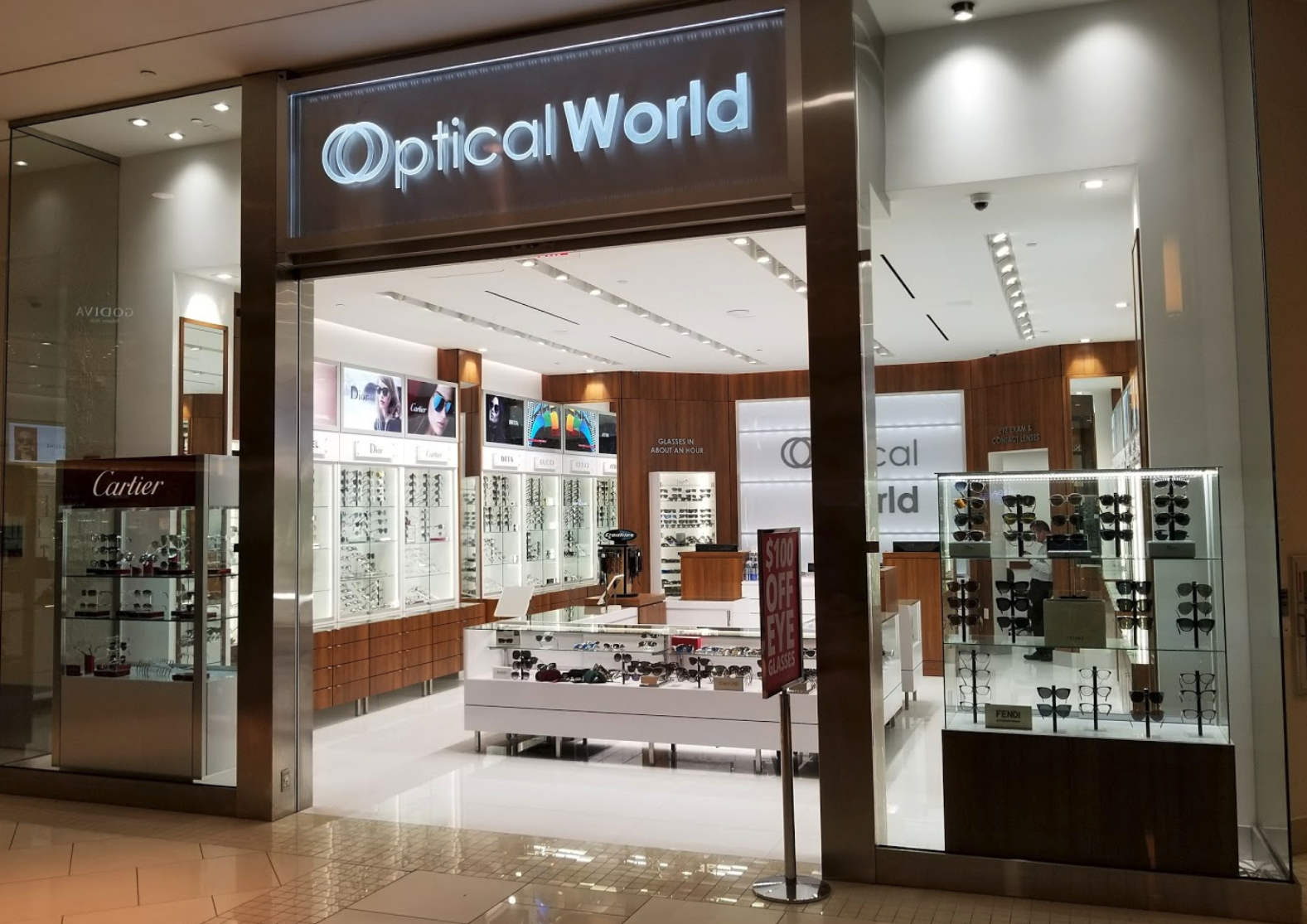 Optical World - Aventura